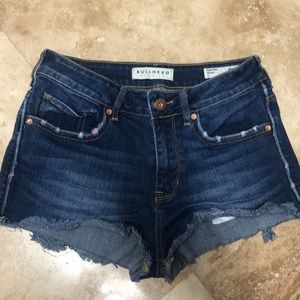 Bullhead Denim Co. high rise Short Jeans